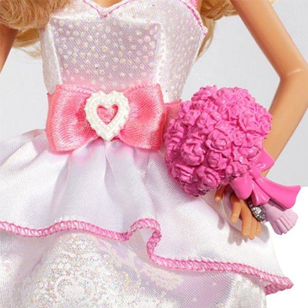 Кукла барби сказочная невеста bcp33