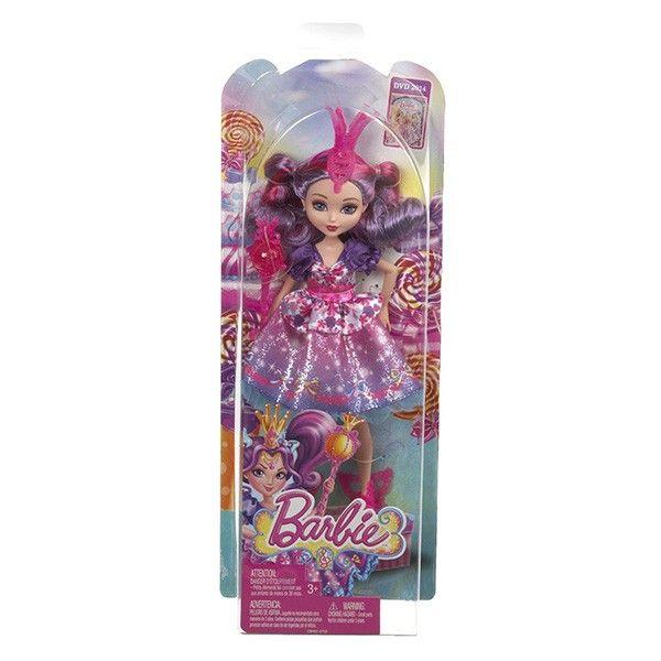 Кукла barbie принцесса малючия серии