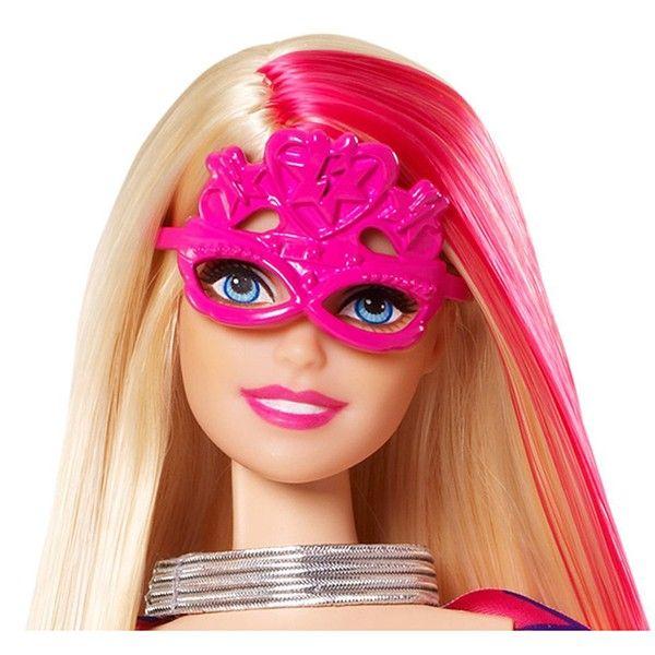 Кукла barbie супергероиня из м ф barbie