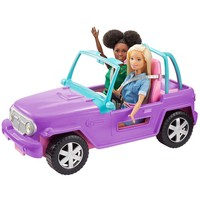 Фото Джип Barbie Driving GMT46